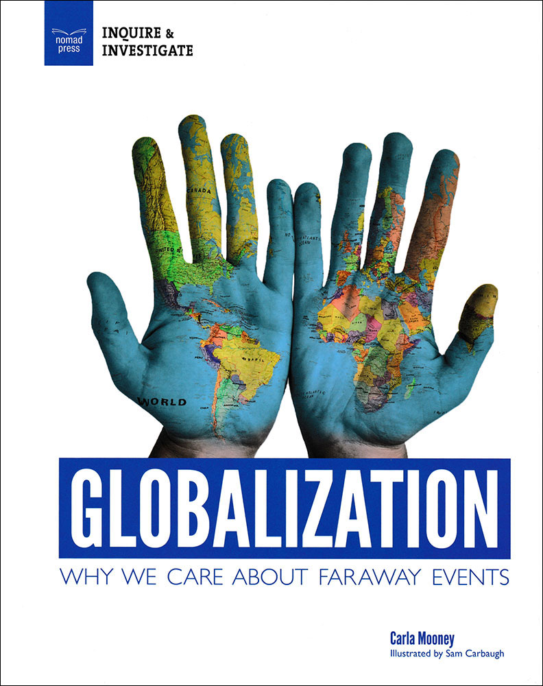 Inquire & Investigate: Globalization Book