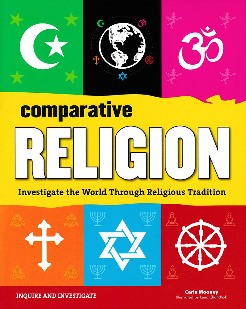 Inquire & Investigate: Comparative Religion Book