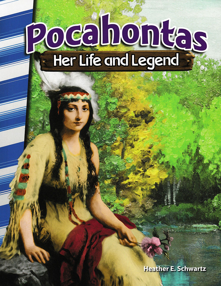 Pocahontas: Her Life and Legend Biography Reader