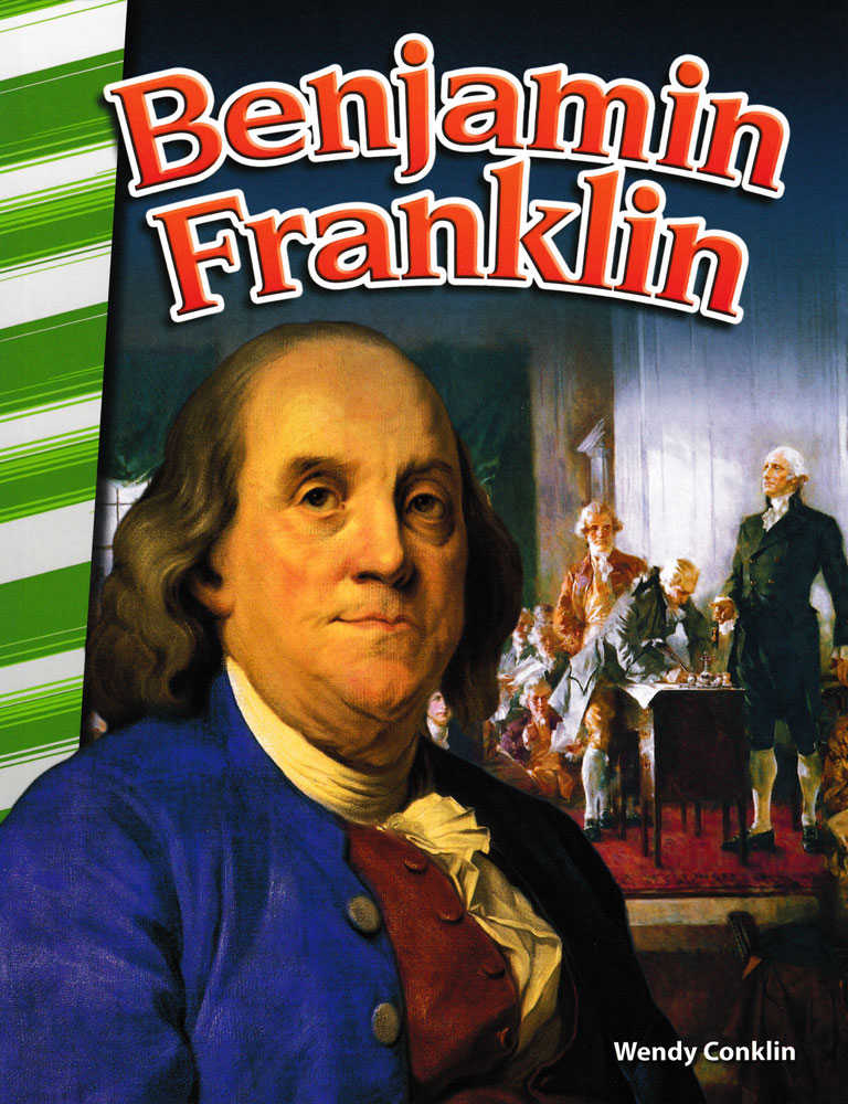 Benjamin Franklin Biography Reader - Benjamin Franklin Biography Reader - Print Book