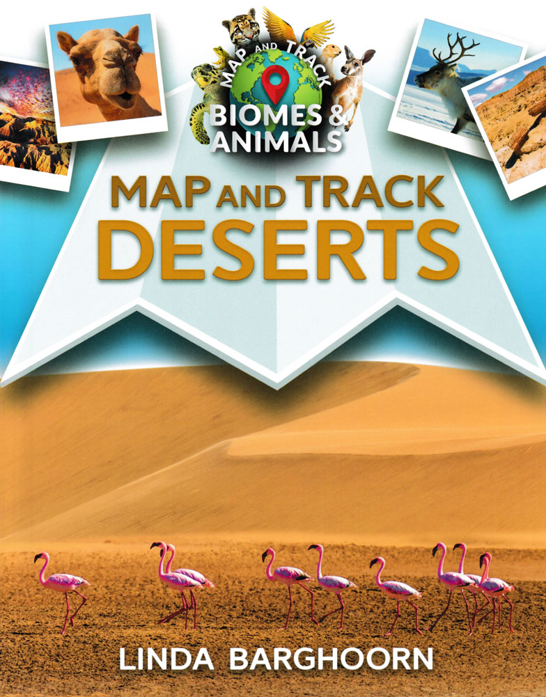 Map and Track Deserts Book