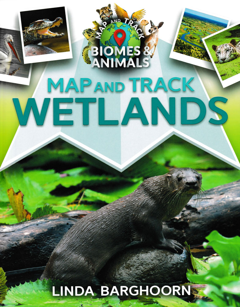 Map and Track Wetlands Book