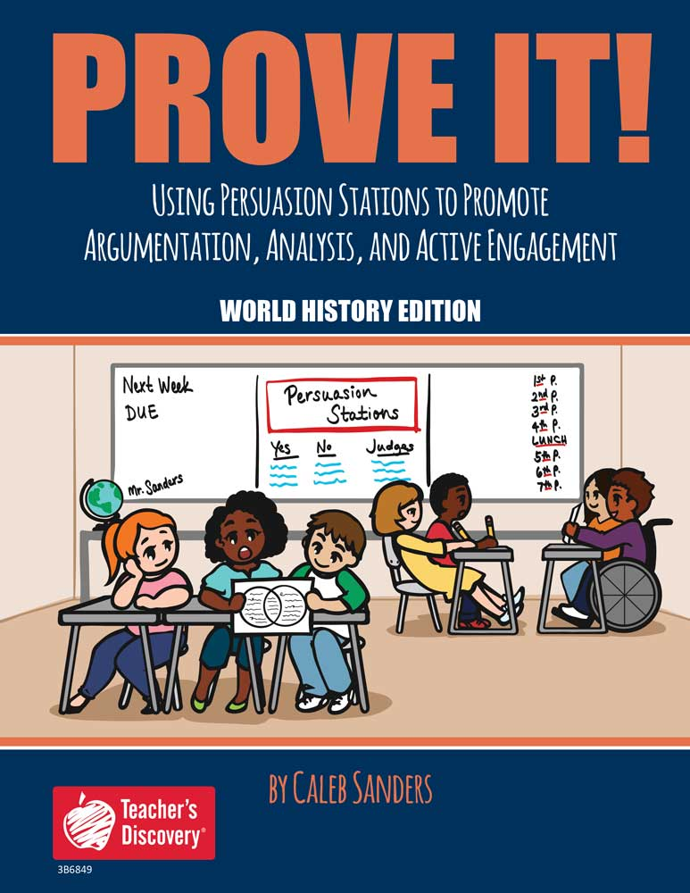 Prove It! World History Book