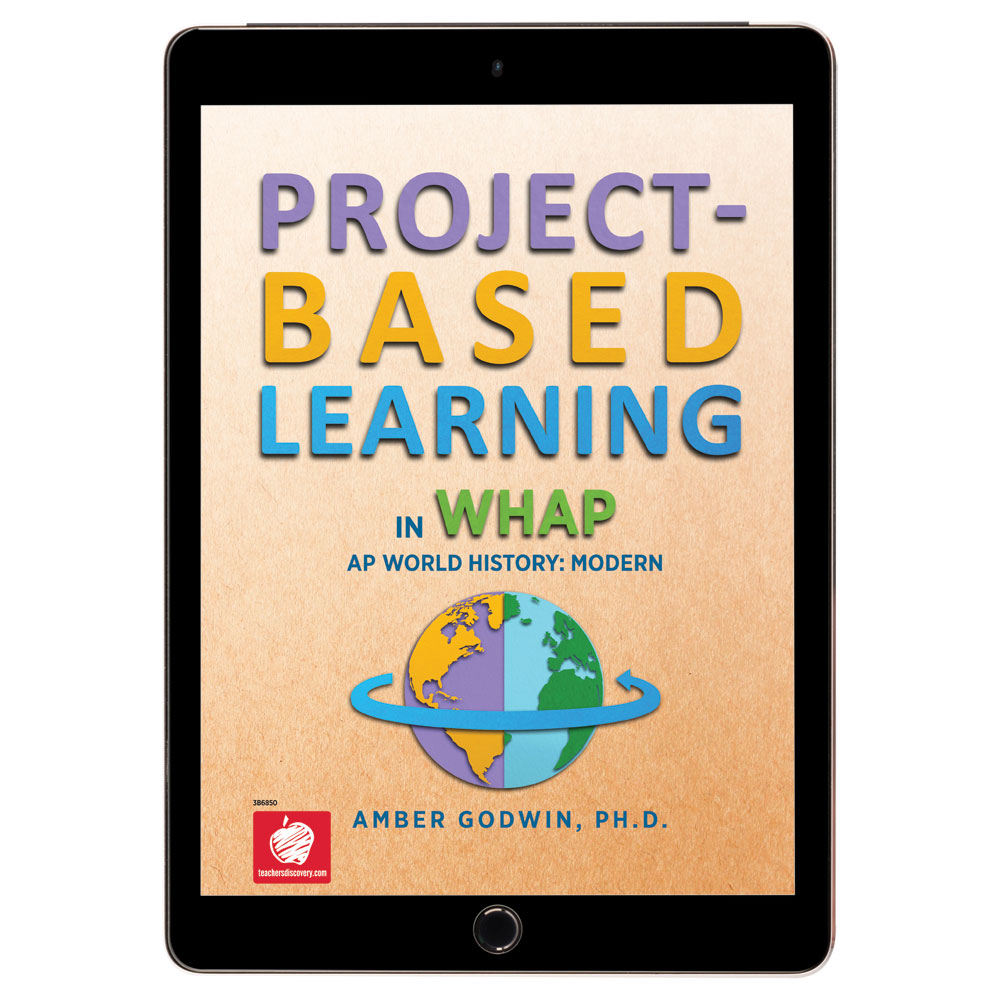 Project-Based Learning in WHAP Book