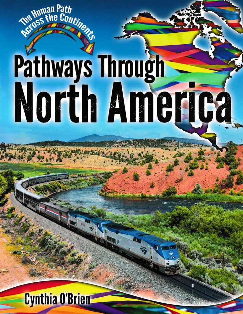 Pathways Through North America Book