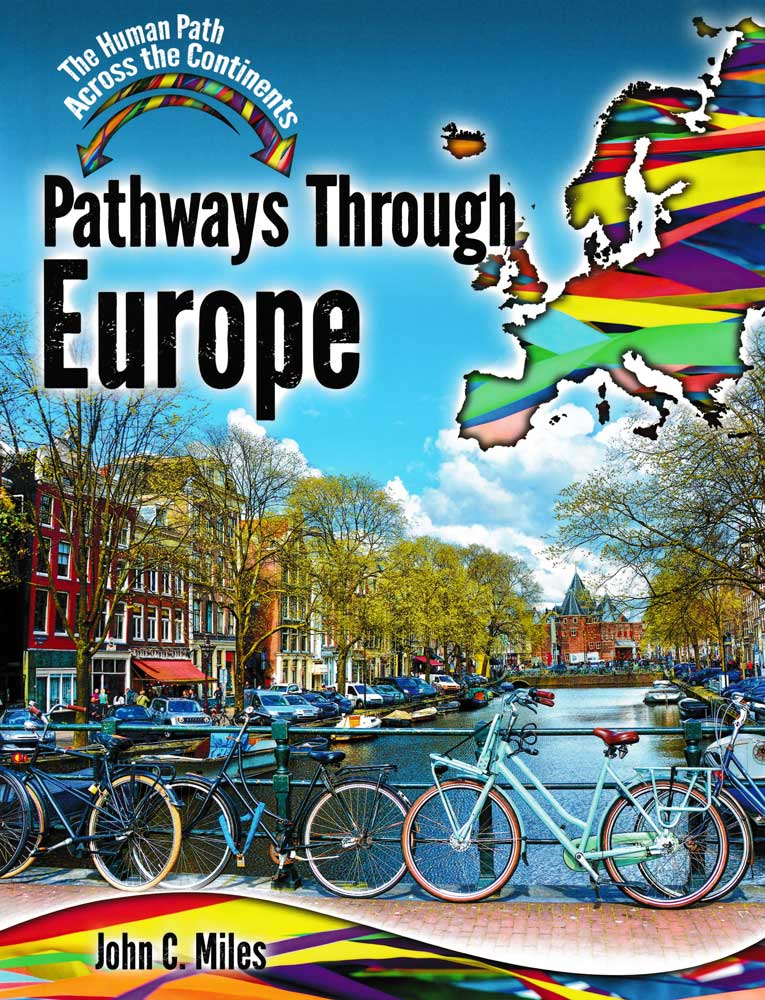 Pathways Through Europe Book