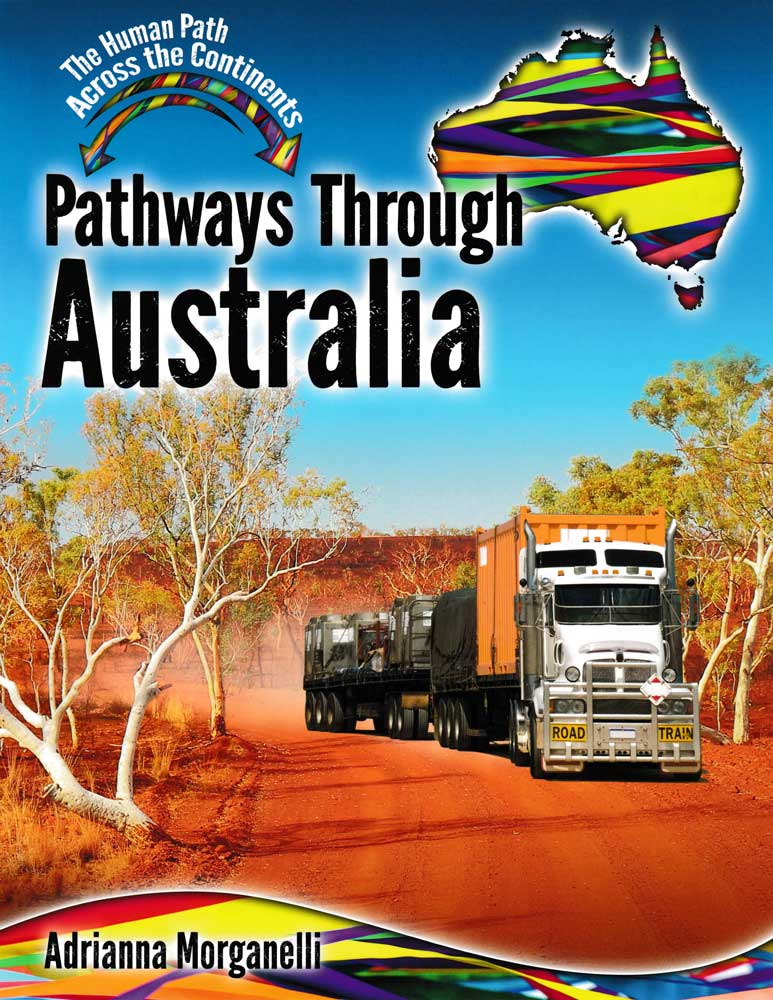 Pathways Through Australia Book