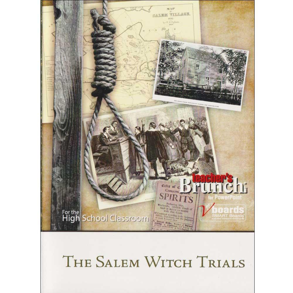Salem Witch Trials PowerPoint®