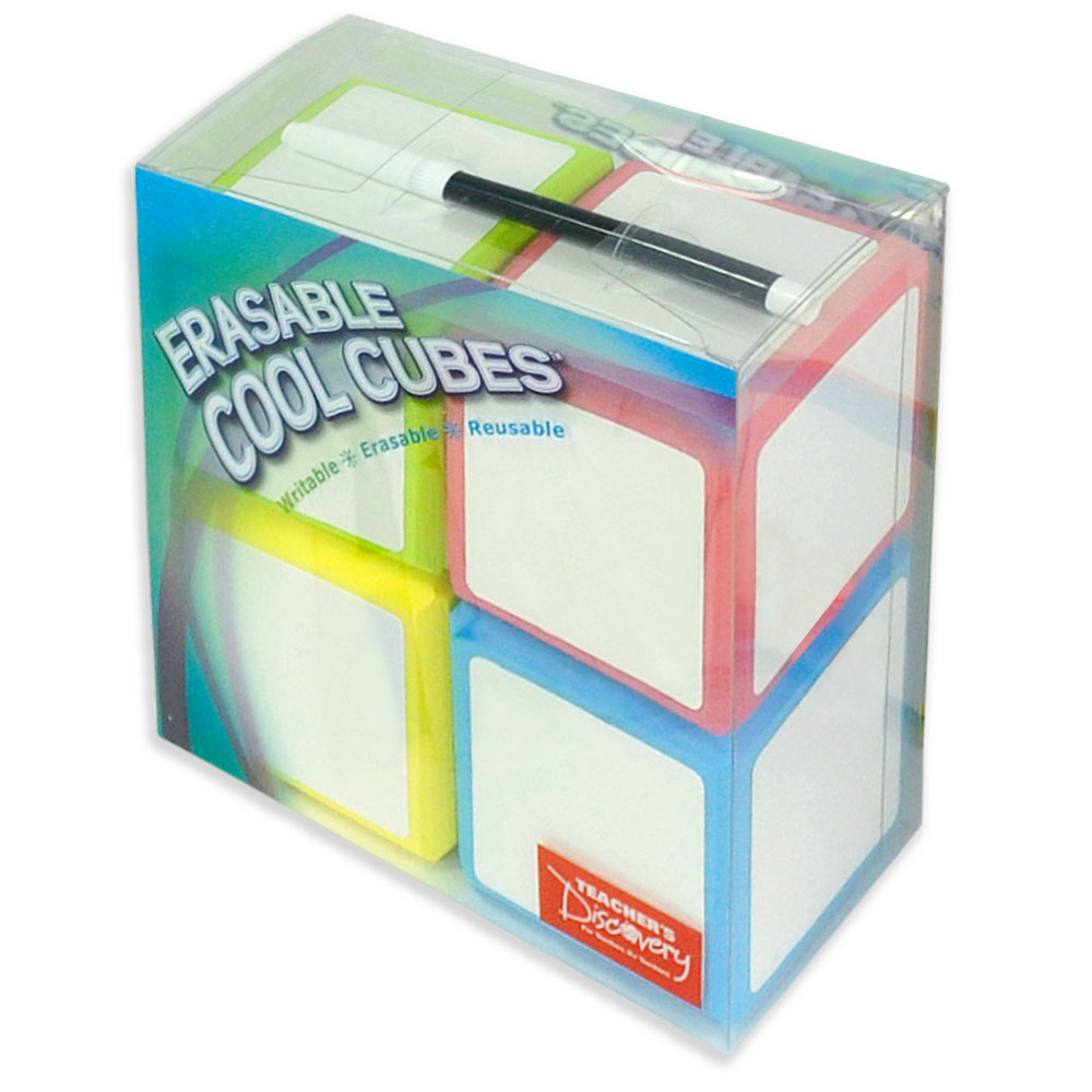Erasable Cool Cubes™