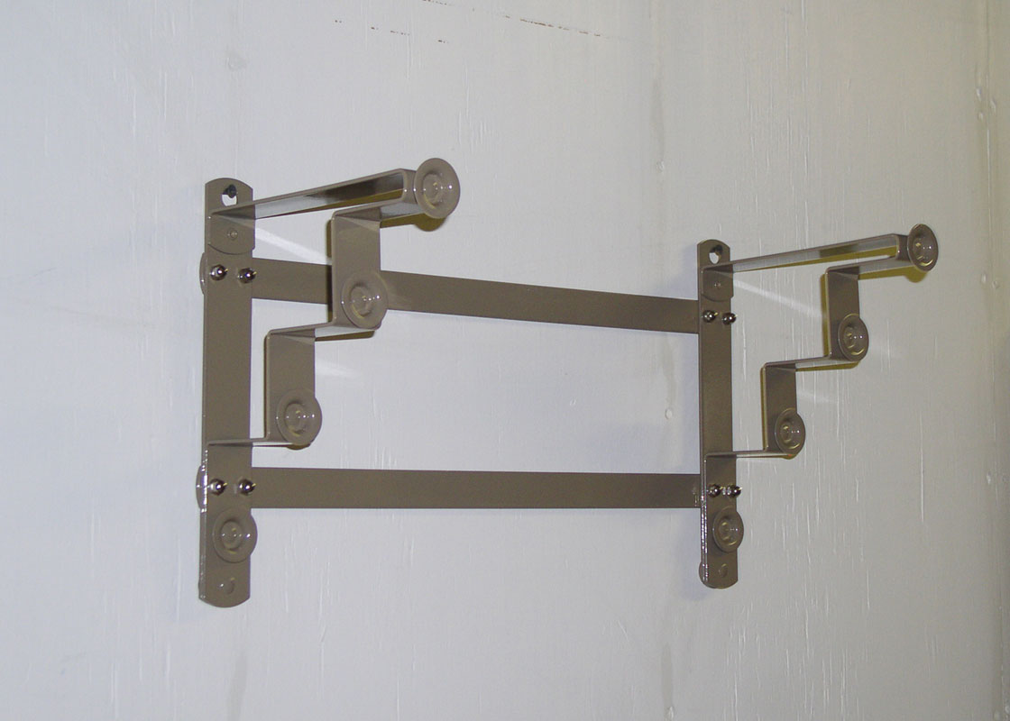 Map Display Rack