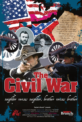 The Civil War Movie Poster