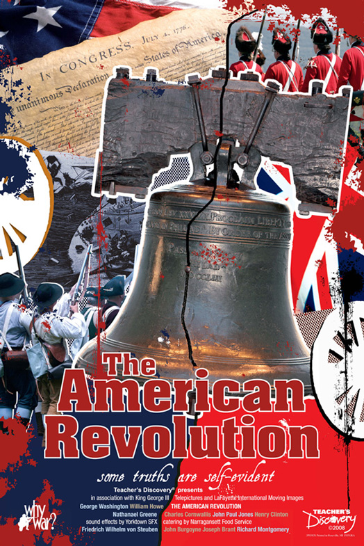 The American Revolution Movie Poster