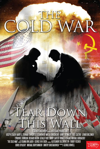 The Cold War Movie Poster