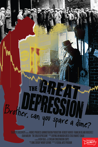 The Great Depression Movie Poster