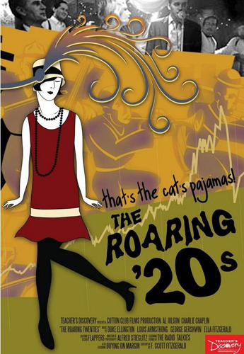 The Roaring '20s Movie Poster