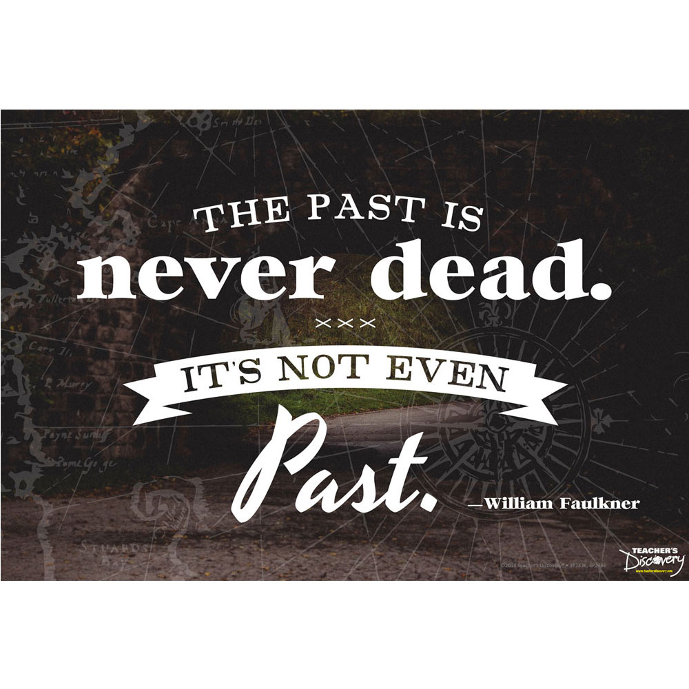 Past is Never Dead Mini-Poster