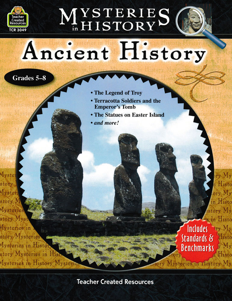 Mysteries In History Ancient History