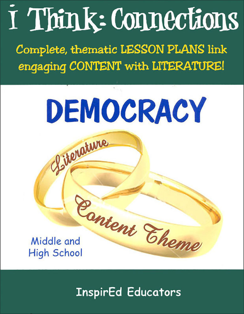 i Think: Connections, Democracy Activity Book