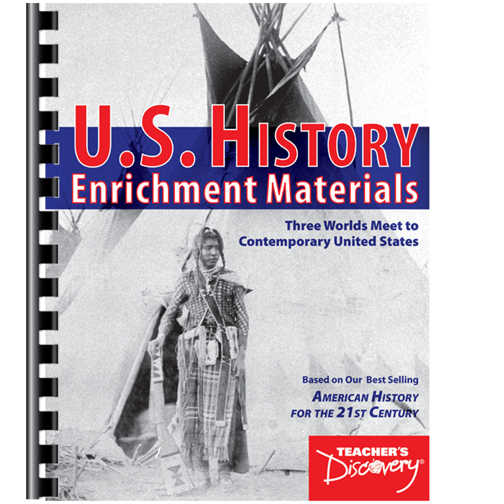 Complete U.S. History Workbook for MS Teacher's Edition Book ...