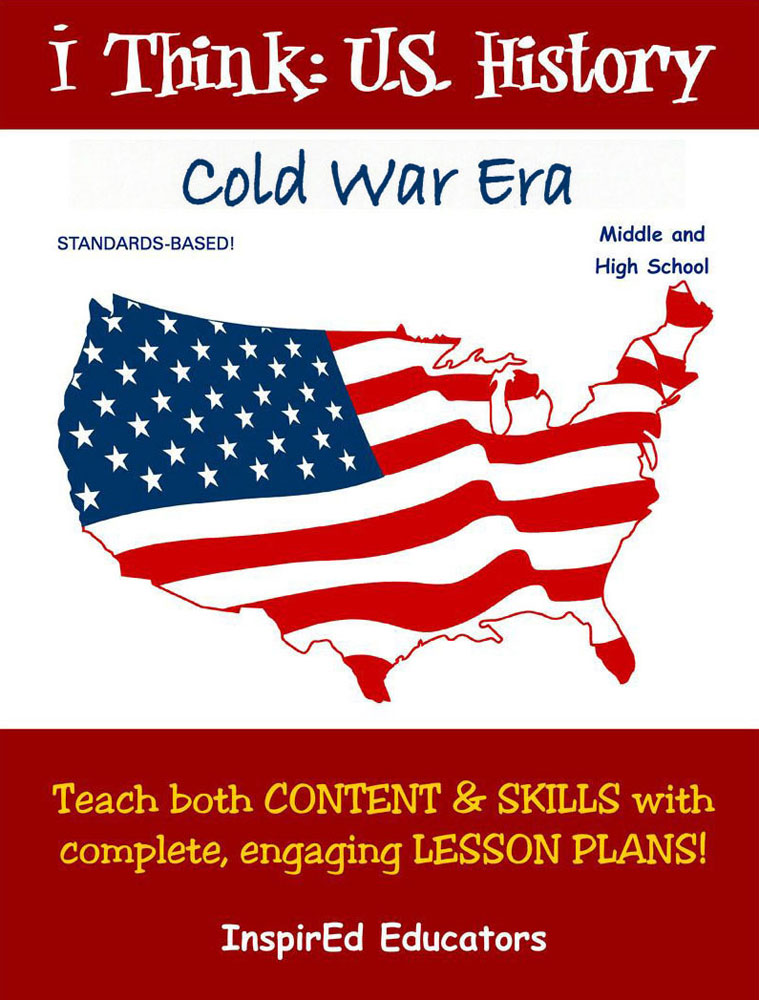 i Think: U.S. History, Cold War Era Activity Book