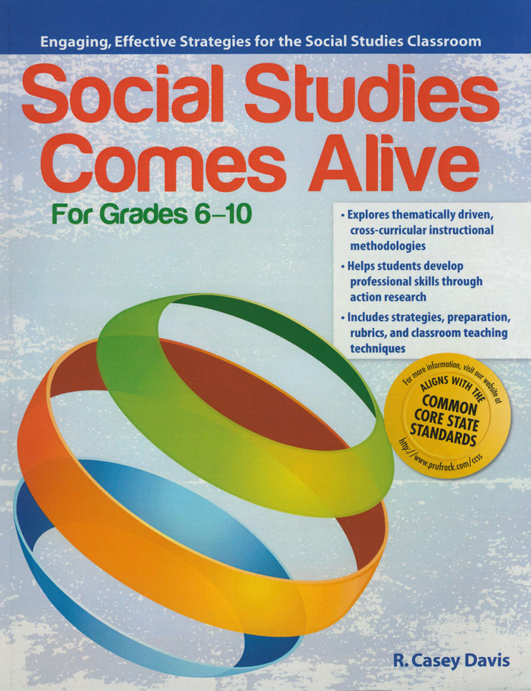 Social Studies Comes Alive Activity Book