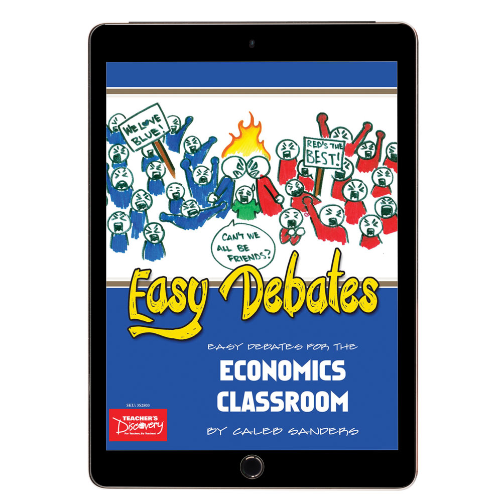 Easy Debates for the Economics Classroom Book