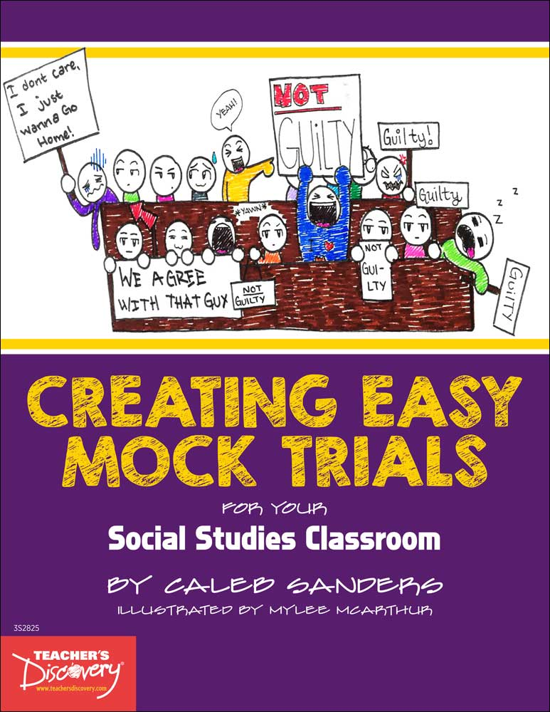 Creating Easy Mock Trials for Your Social Studies Classroom Book