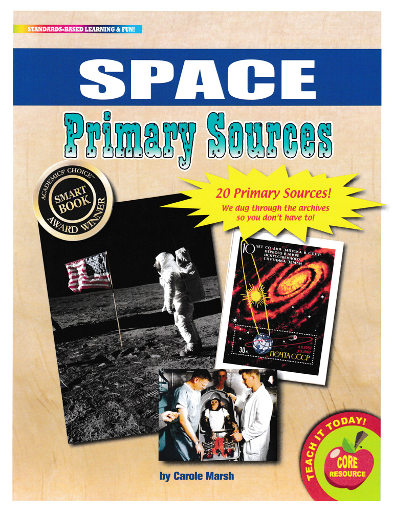 Space Primary Sources Pack