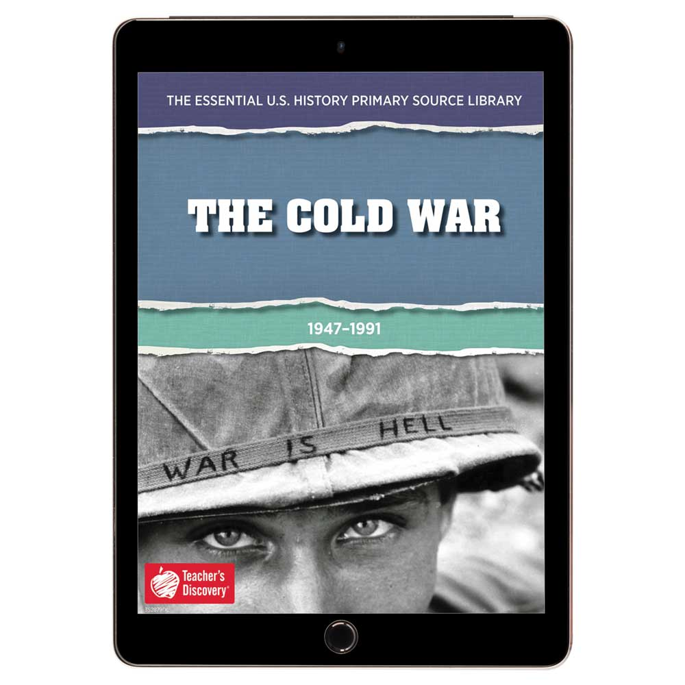 The Essential U.S. History Primary Source Library: The Cold War Download