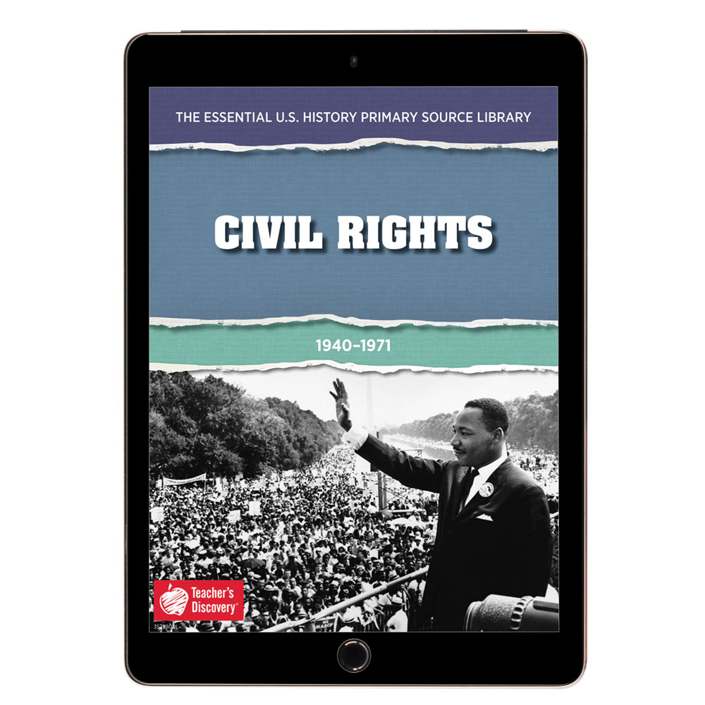 The Essential U.S. History Primary Source Library: Civil Rights Download