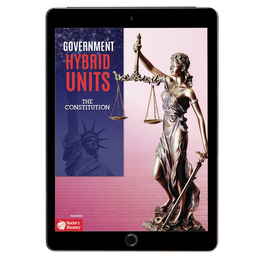 Government Hybrid Unit: The Constitution Download