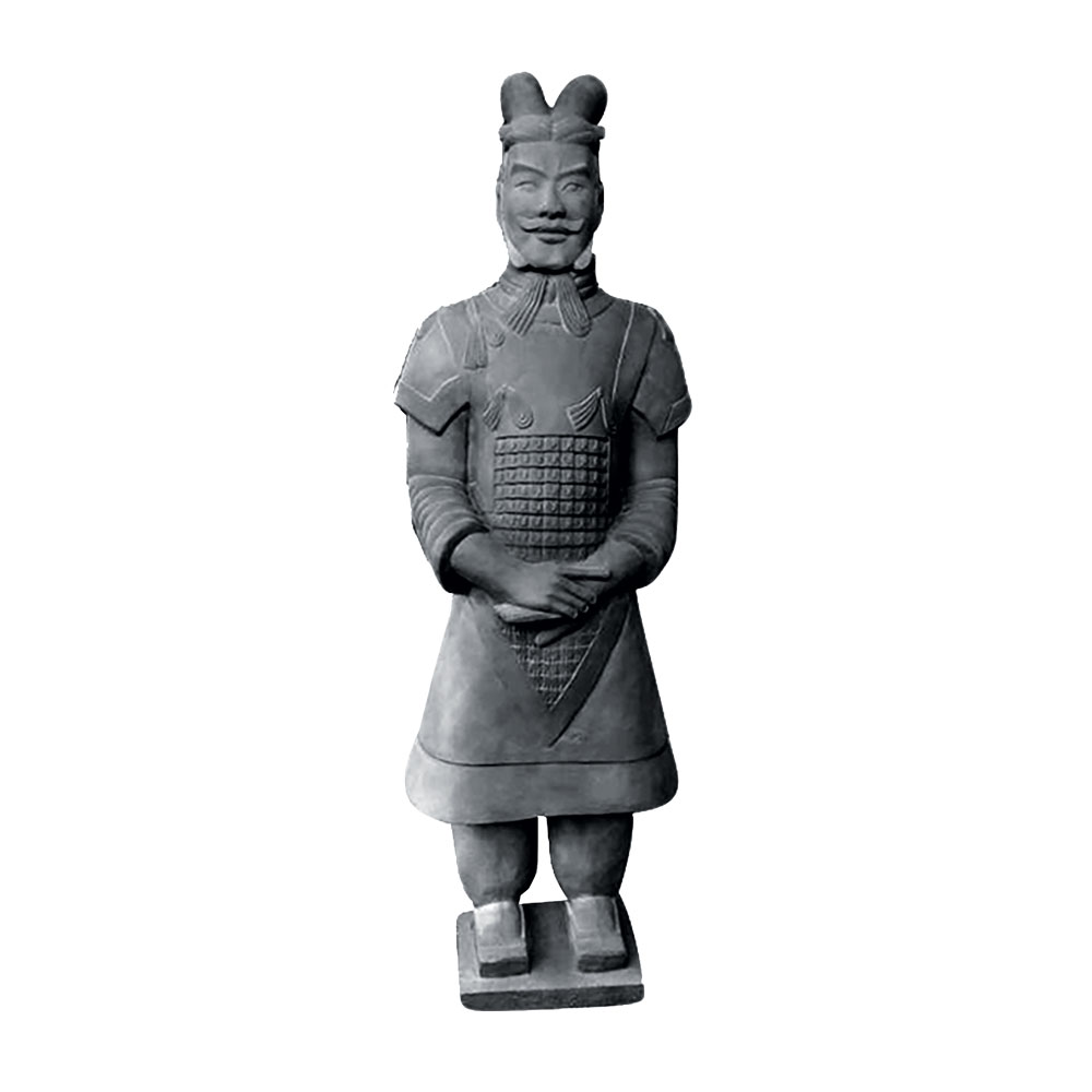 Terracotta Warriors Excavation Kit Armoured General