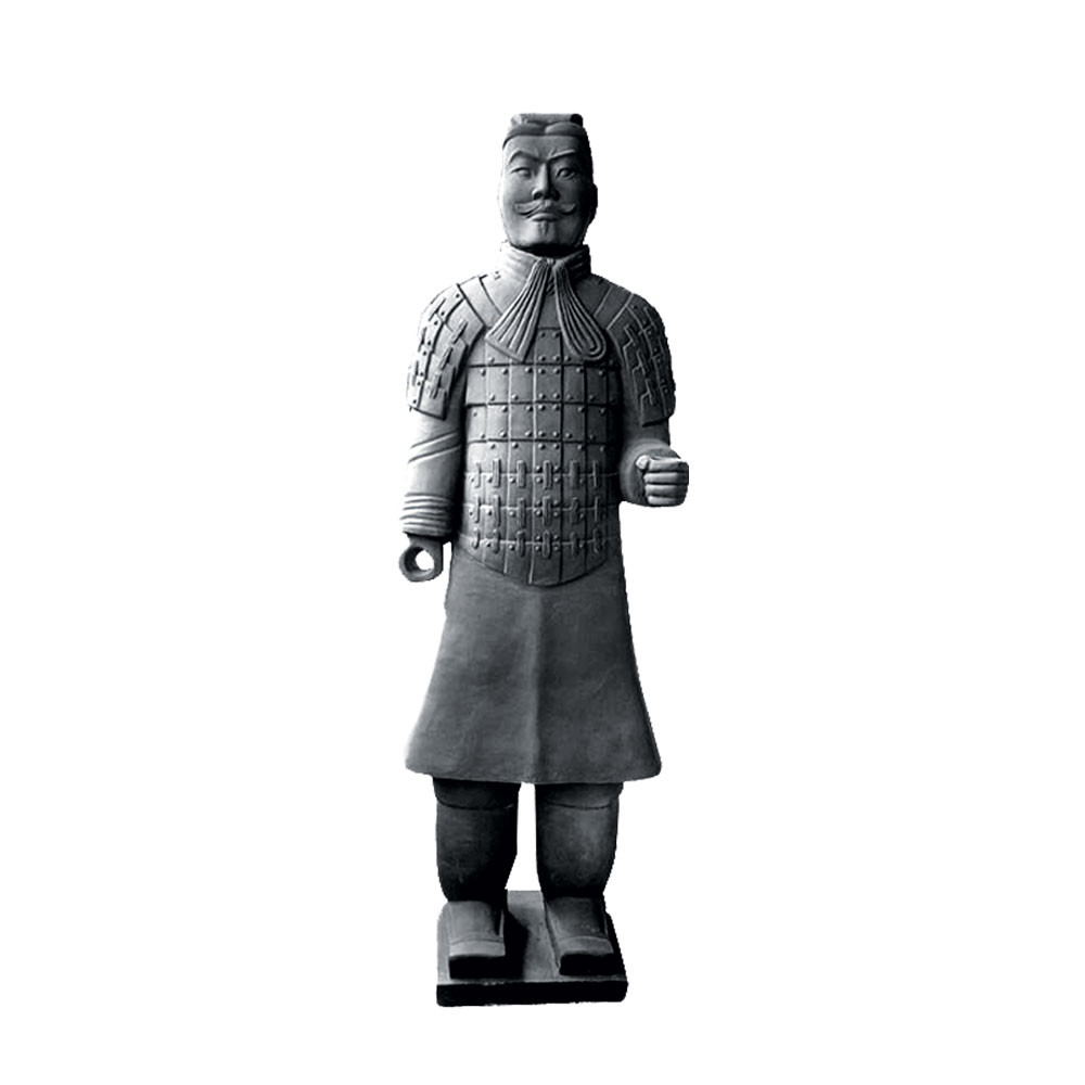 Terracotta Warriors Excavation Kit Feudal Officer