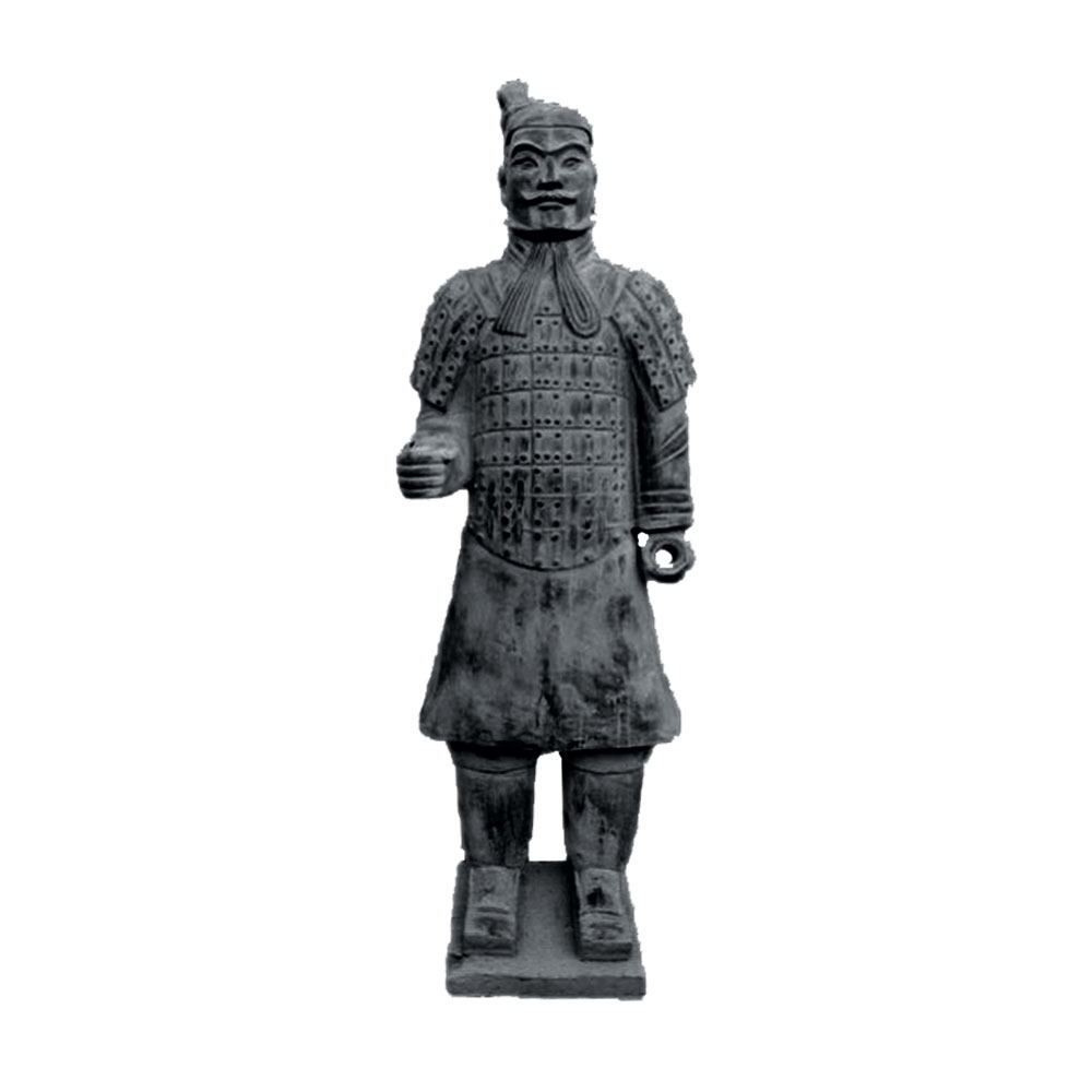 Terracotta Warriors Excavation Kit Infantryman