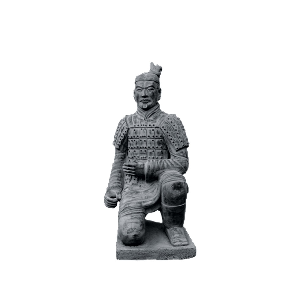 Terracotta Warriors Excavation Kit Kneeling Archer