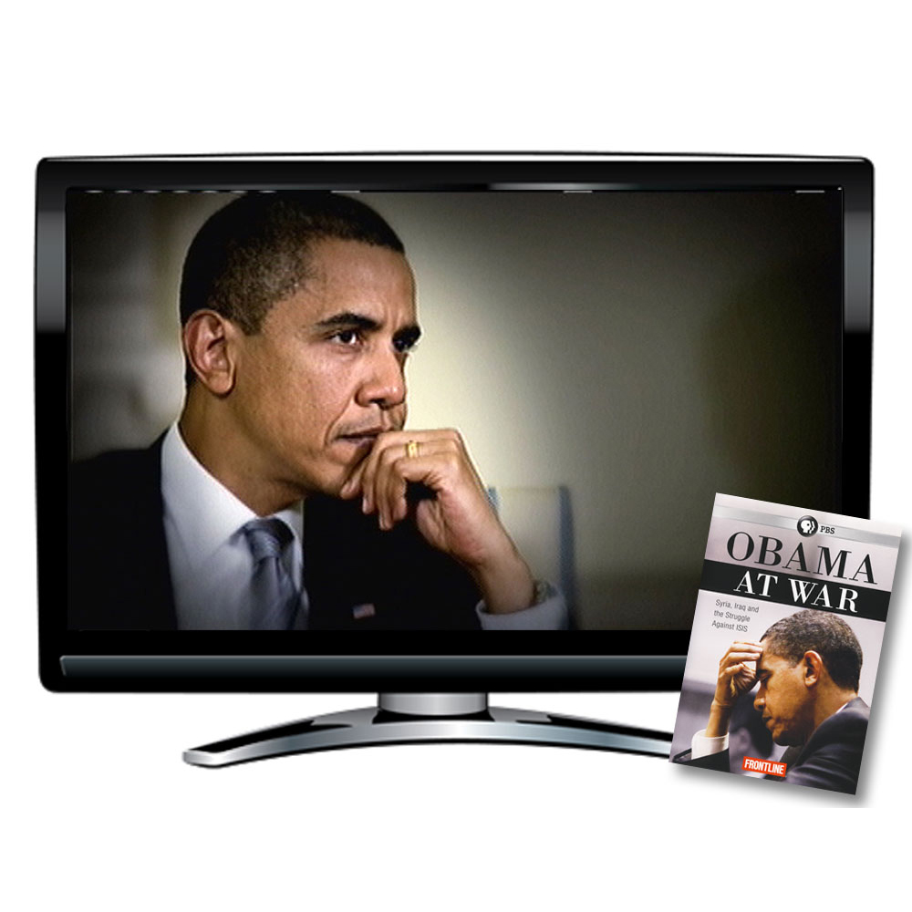Obama at War DVD