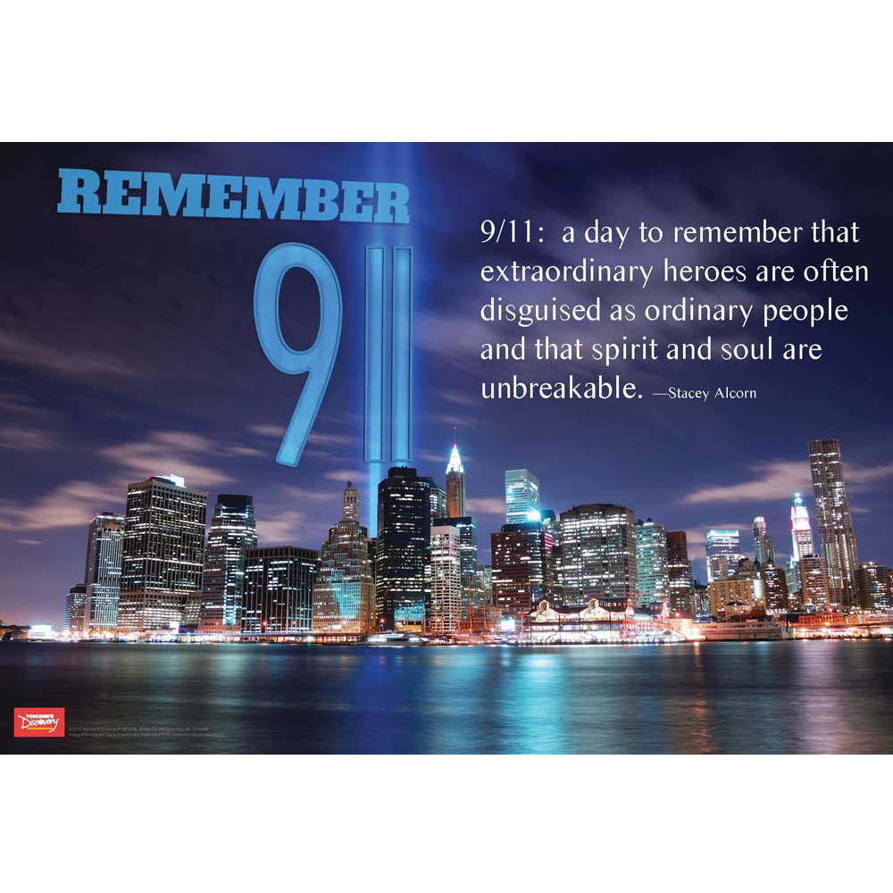 Remember 9/11 Mini-Poster