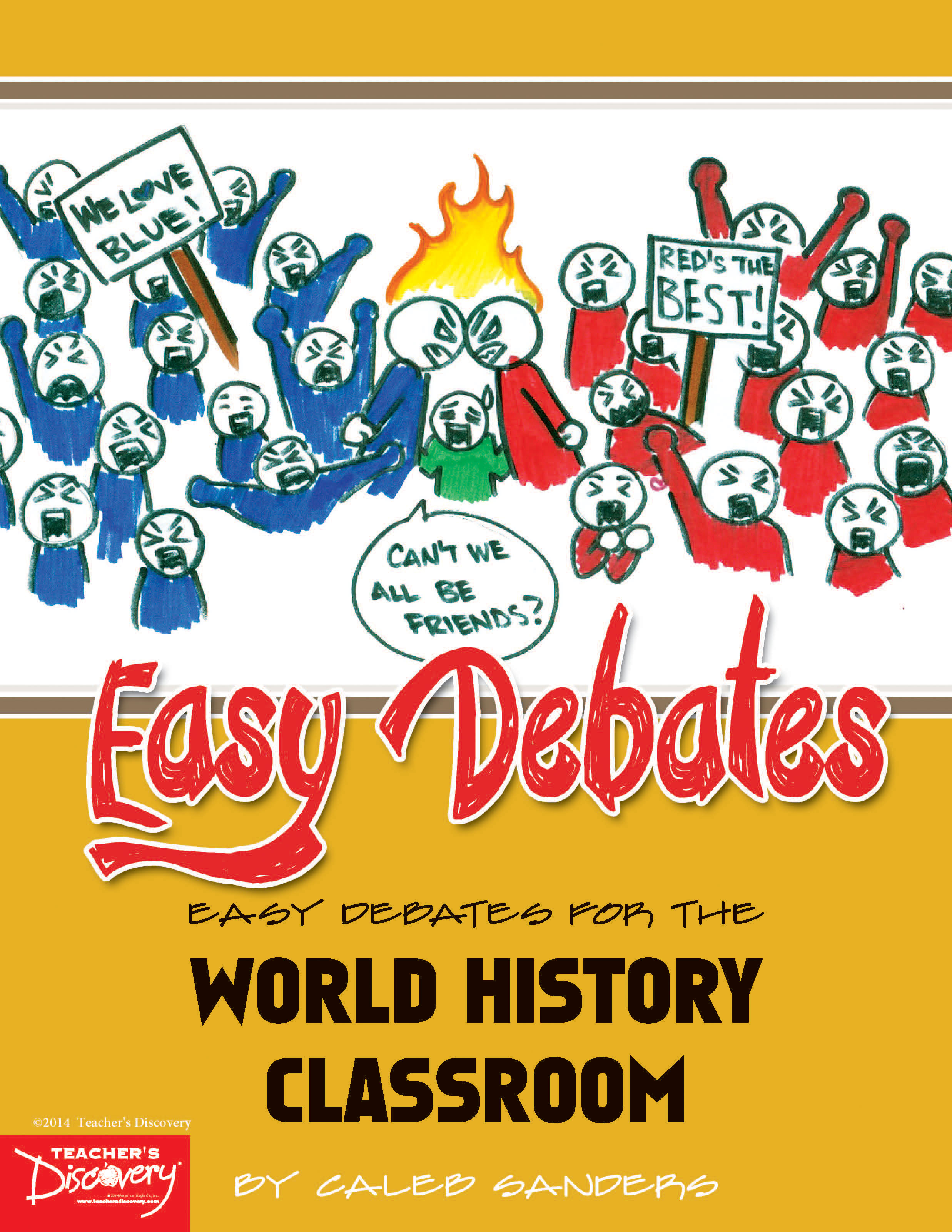 Easy Debates for the World History Classroom Book