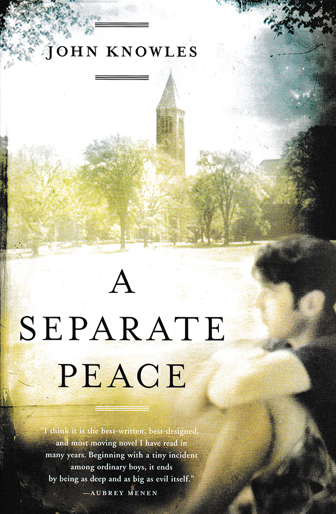 A Separate Peace Paperback Book (1110L)