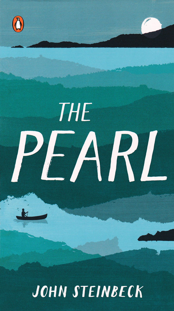 The Pearl Paperback Book (1010L)