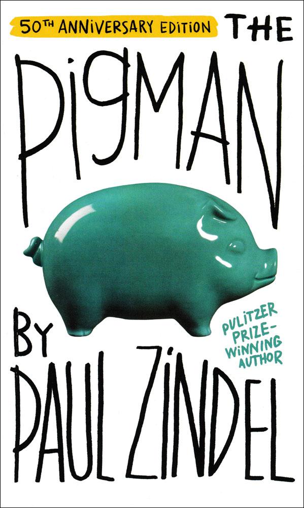 The Pigman Paperback Book (950L)
