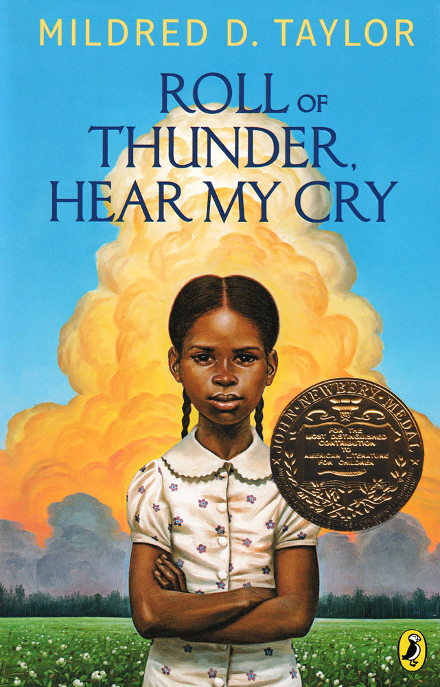 Roll of Thunder, Hear My Cry Paperback Book (920L)