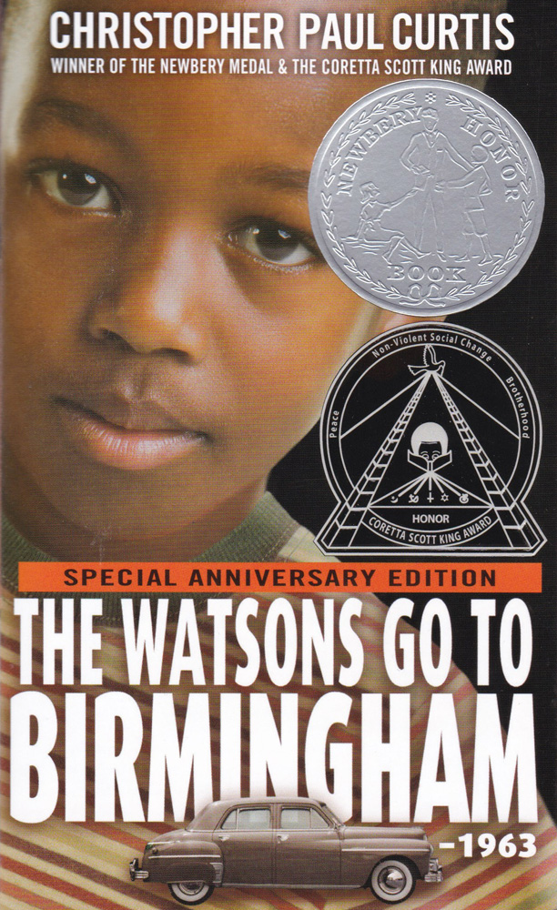 The Watsons Go to Birmingham-1963 Paperback Book (1000L)