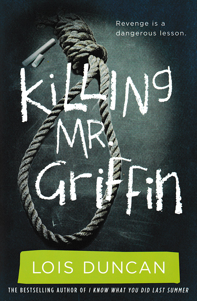 Killing Mr Griffin Paperback Book (720L)