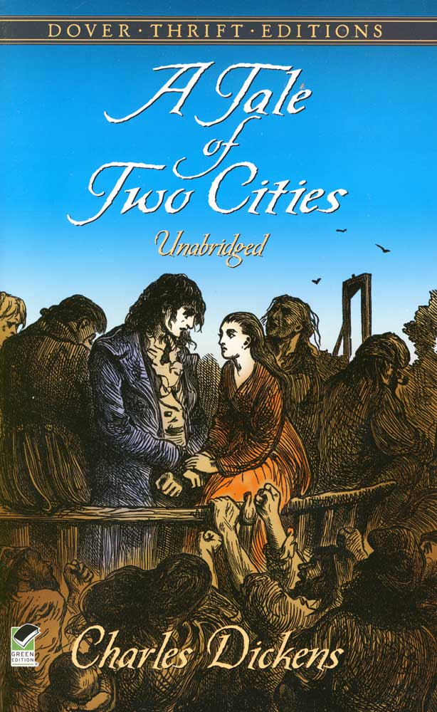 A Tale Of Two Cities Paperback Book (HL460L)