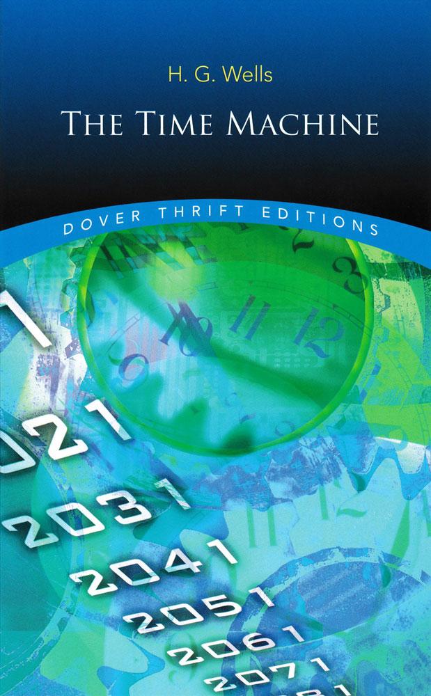 The Time Machine Paperback Book (HL530L)