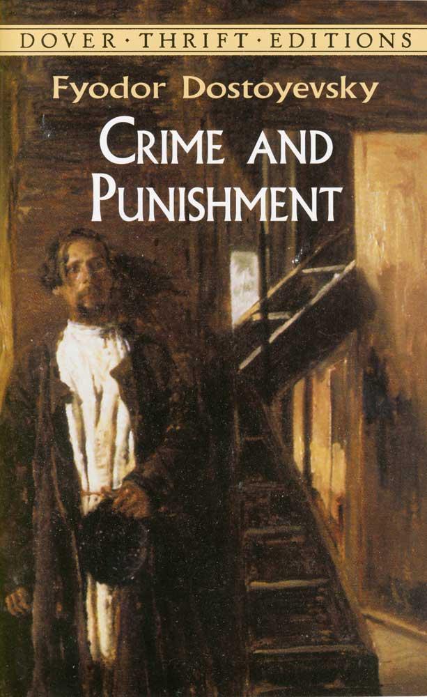 Crime and Punishment Paperback Book (990L)