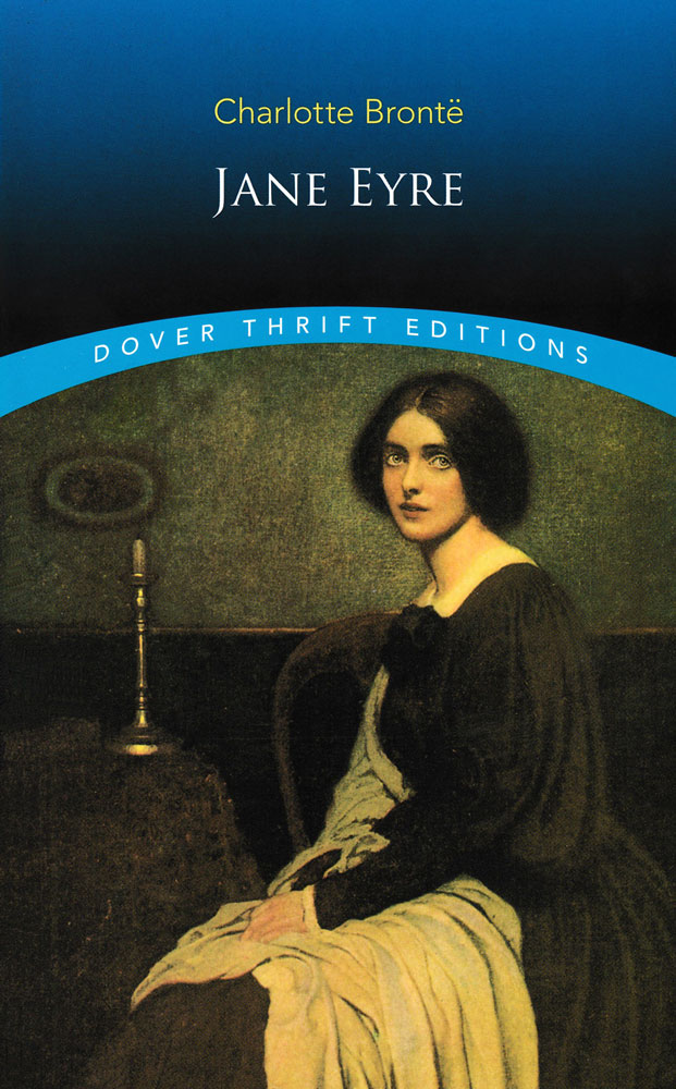 Jane Eyre Paperback Book (890L)