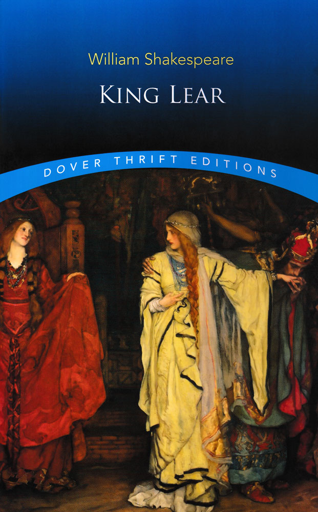 King Lear Paperback Book (NC1140L)
