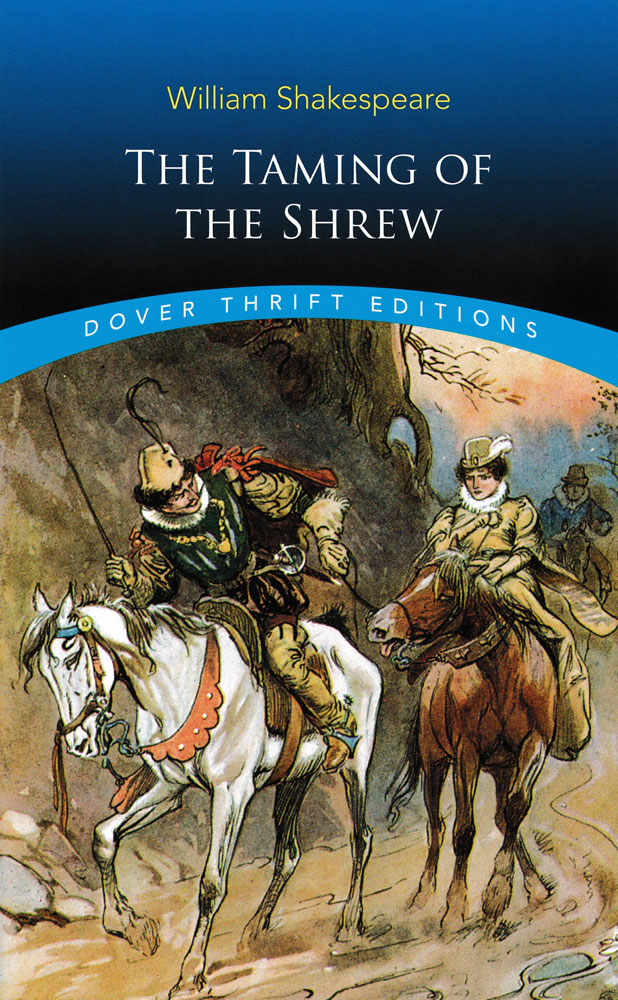 The Taming of the Shrew Paperback Book (NC1050L)